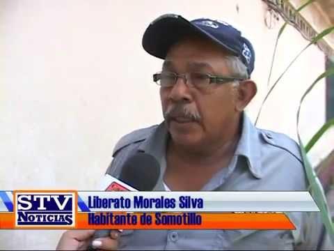 Reacciones Ante Sismo Somotillo