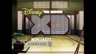 Ninjago Rebooted Trailer en Disney XD 2014 [Mexico] HD