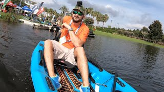 Pelican Catch Power 100 ON THE WATER DEMO iCast 2019