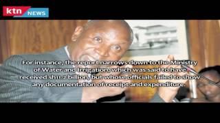 auditor general reveals that ksh 215 billion eurobond cash cannot be found stolen