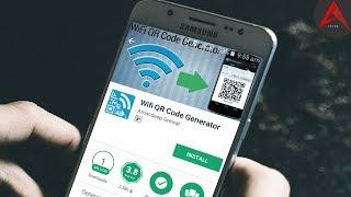 Wifi QR Code Generator Application Review in Urdu / Hindi