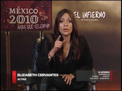 Elizabeth Cervantes En El Infierno 23 Octubre Trailer Cinelatino