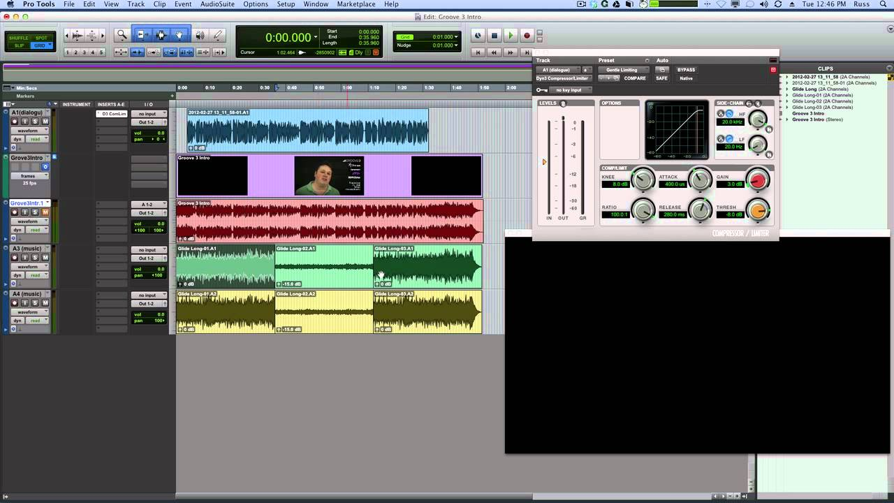 Review Of X2Pro Final Cut To Pro Tools Audio Conversion Via AAF