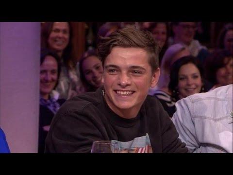 Martin Garrix draait op verjaardagsfeest Justin Bieber - RTL LATE NIGHT
