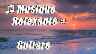 ETUDE MUSIQUE #1 Relaxante Guitare Romantique instrumentale des chants d