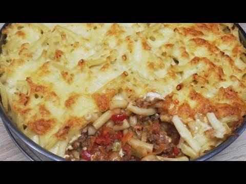 Gratin De Macaronis Tres Tres Facile Cuisine Rapide