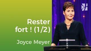 Rester spirituellement fort (1/2) - Joyce Meyer - Vivre au quotidien