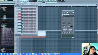 Making A Trap Beat Live #2 (Kid Urban) [HD]