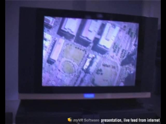 CyberShow2012 live