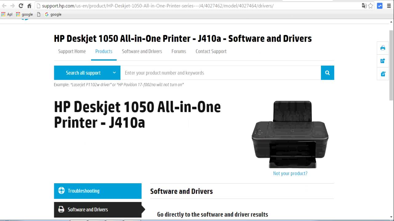 Support Printer Drivers