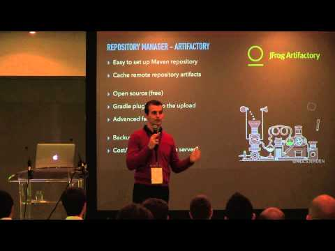 Distributing To A Public Or Private Maven Repository (en) - Jeroen Mols, Icapps