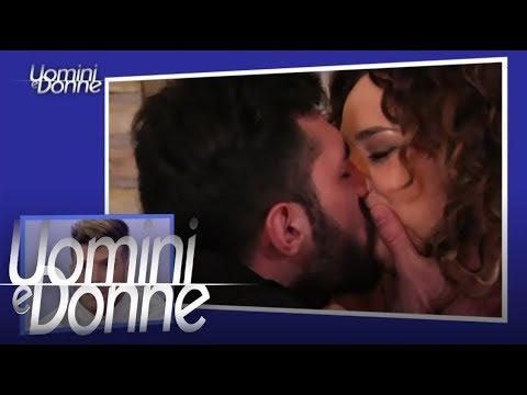 Uomini E Donne Trono Classico Esterna Di Sara E Lorenzo