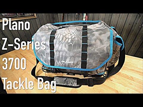 Ultimate Fishing Tackle Bag - PLANO Z series 3700