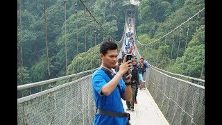 Tanakita Camping Ground Sukabumi | Outing PT Billnet Mitracom 2019