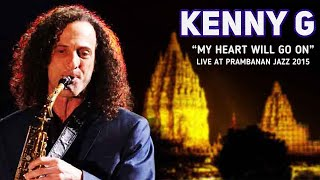 "Kenny G ""Forever In Love"" Live At Prambanan Jazz (Indonesia)"