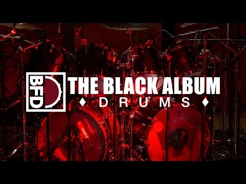 BFD The Black Album Drums
