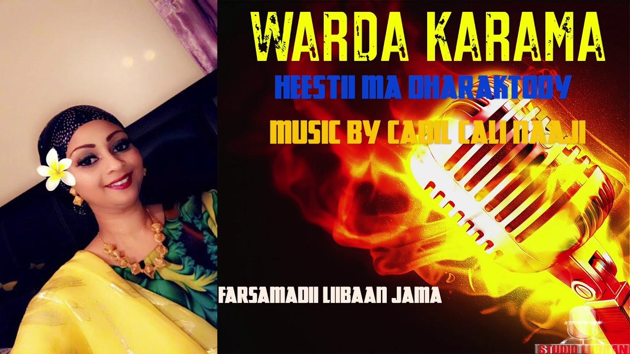 Download WARDA KARAMA 2019 MA DHARAKTOOY OFFICIAL SONG (DIRECTED BY STUDIO LIIBAAN)