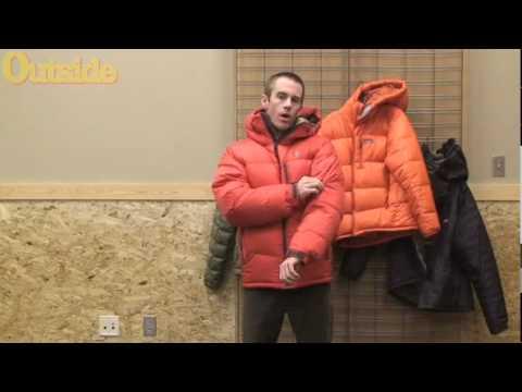 Jacket: Eddie Bauer Peak XV