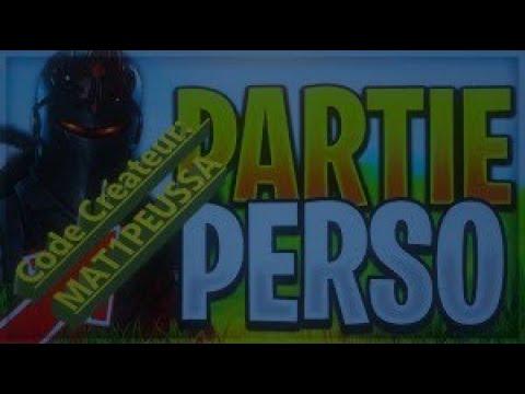 FORTNITE  en direct , Live parties perso , pp , game abonné,  je n'offre pas RECON EXPERT !!!