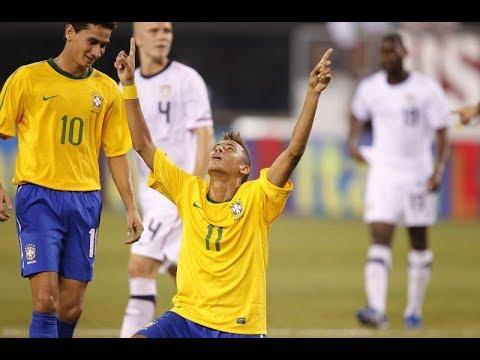 A estreia de Neymar Jr pela Seleção Brasileira   NJR10.doc