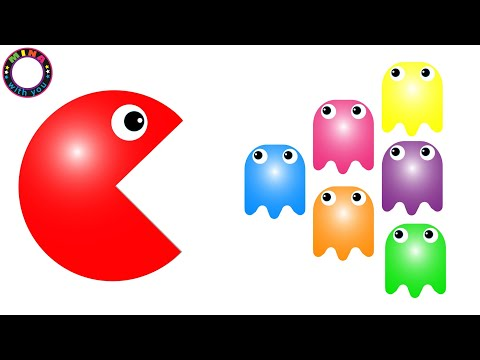 learn-colors-|-pacman-eating-ghosts-|---aprender-los-colores-|-mÀu-sẮc-|-mina#34