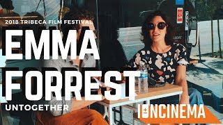 Interview: Emma Forrest - Untogether