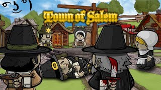 WHO IS THE CRIMINAL IN THE GAME? - TOWN OF SALEM MYSTERY GAME