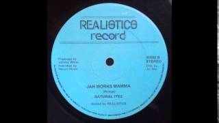 Natural Ites - Jah Works Mama 12""
