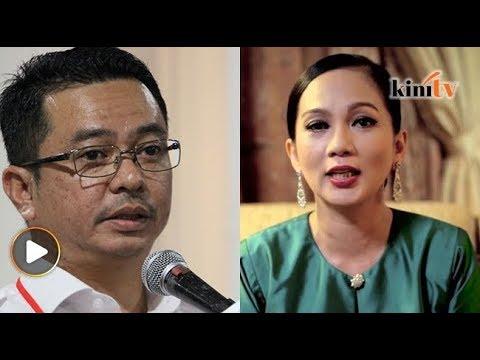 Rizal Mansor pula tegur Sheila Majid