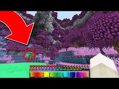 NO PLAYER HAS SET FOOT ON THIS WORLD! *NEW MOB*