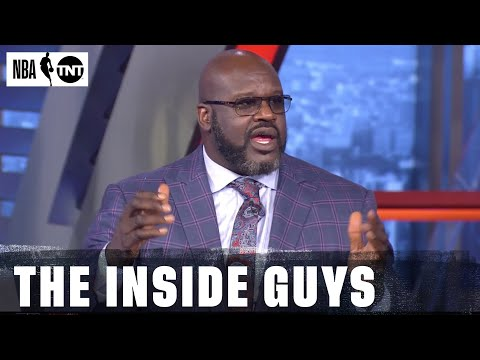 Shaq Shares Why He's Taking the Lakers Over the Clippers in a Potential Matchup | NBA on TNT