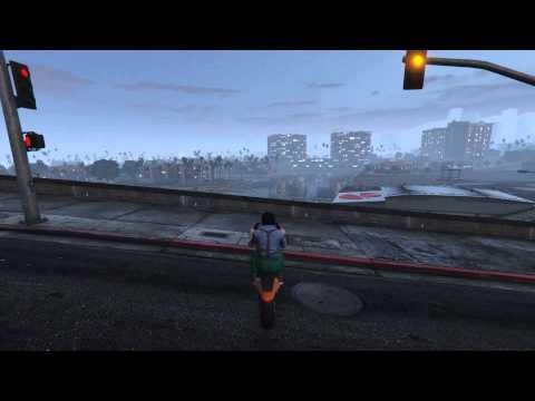 Gta 5 Stunt jump
