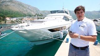 Prestige 680 from Motor Boat & Yachting