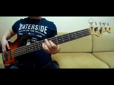 Passion - Welcome The Healer - Bass Cover