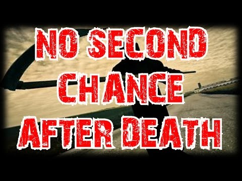 NO SECOND CHANCES!!(EYE OPENING VIDEO) BY Pastor Danny Castle