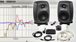 Genelec Lautsprecher mit GLM 2 einmessen (deutsch)