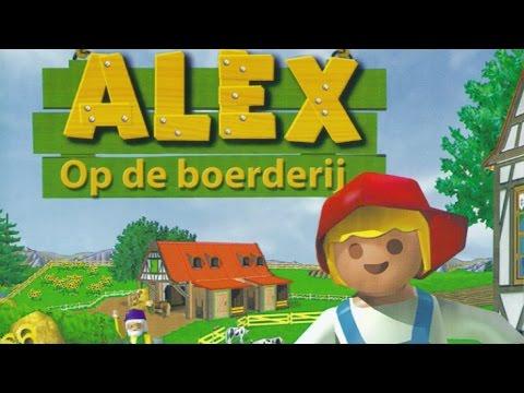Playmobil - Alex op de Boerderij (1999) - Deel 1