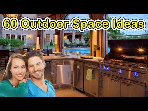 60 Outdoor Kitchens and Entertainment Area - CREATIVE DESIGN IDEAS