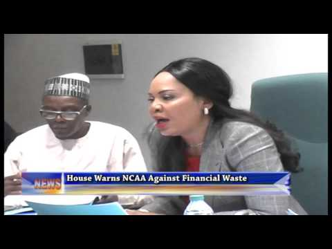 House Warns NCAA Against Financial Waste