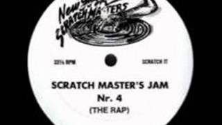New York Scratch Masters  -  SCRATCH MASTER'S JAM # 4 (The Rap) Video