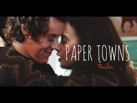 Paper Towns - trailer // Harry Styles & Lily Collins edit