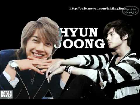 kim hyun joong by ING fall in 10.flv