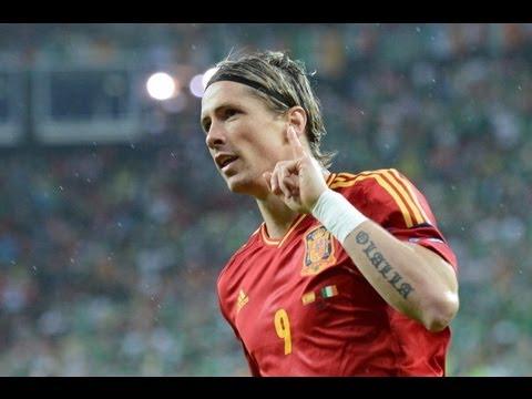 Fernando Torres and Spain destroy Republic of Ireland in Gdansk