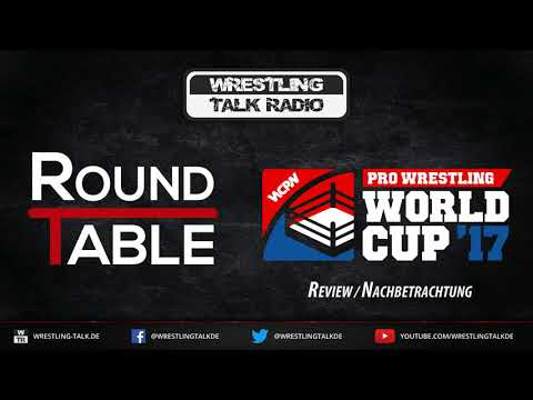 [WTR #695] WTR Roundtable: WCPW Pro Wrestling World Cup USA Qualifier