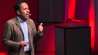 Stress in the city: Mazda Adli at TEDxBerlin