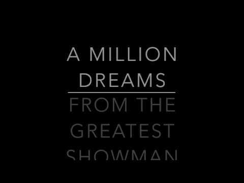 a million dreams lyrics pdf