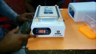 How to use screen separator machine हिंदी