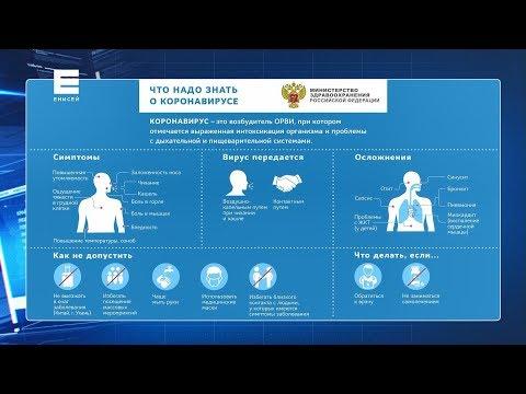 В Минздраве разработали памятку по мерам защиты от коронавируса