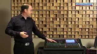 Allen & Heath GLD-80 Digital Mixing Console Overview - Sweetwater Sound