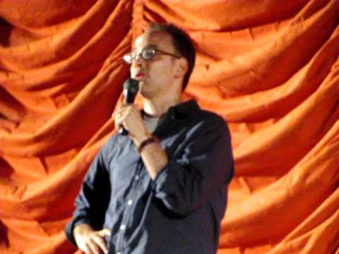 David Wain Wet Hot American Summer Q & A part 2 @ The Music Box in Chicago 10/6/2011